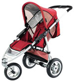 Quinny Speedi SX Deep Red