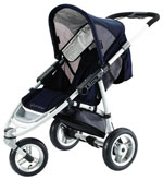 Quinny Speedi SX Navy Reflection