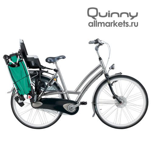 Дождевик для коляски Quinny Zapp (в комплектацию входит)