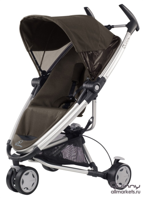 Quinny Zapp Xtra Детская прогулочная коляска Quinny Zapp Xtra Brown Boost 2011