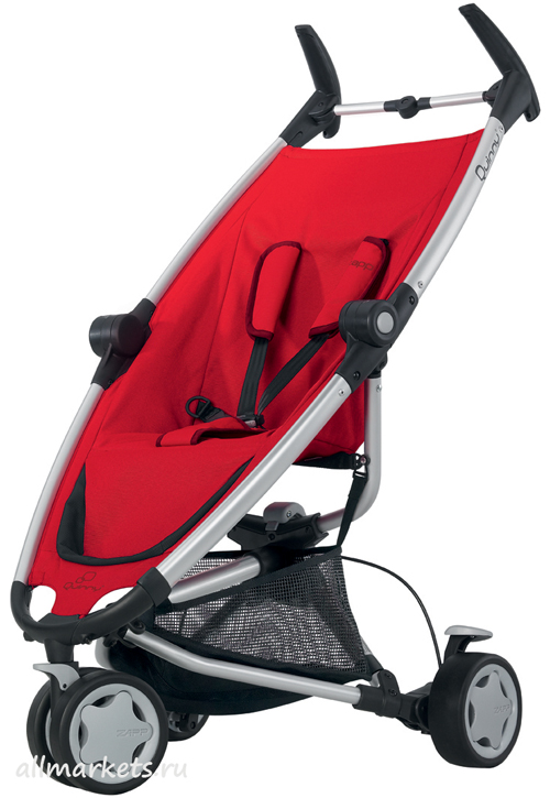 Quinny Zapp Xtra Детская прогулочная коляска Quinny Zapp Xtra Red Crackle 2013