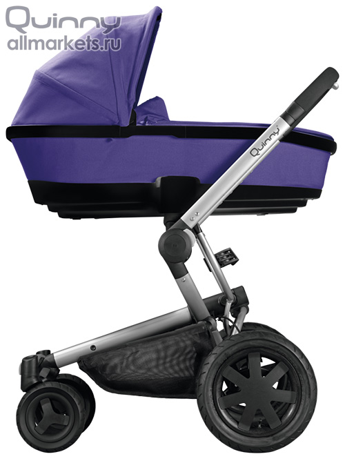 Люлька Quinny Foldable Carrycot 2014 на шасси Buzz Xtra