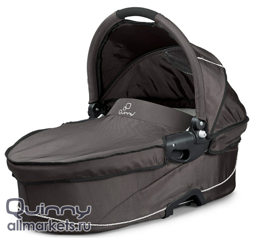 Детская люлька Quinny Dreami Carrycot Brown Fierce