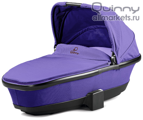 Люлька Quinny Foldable Carrycot Purple Pace